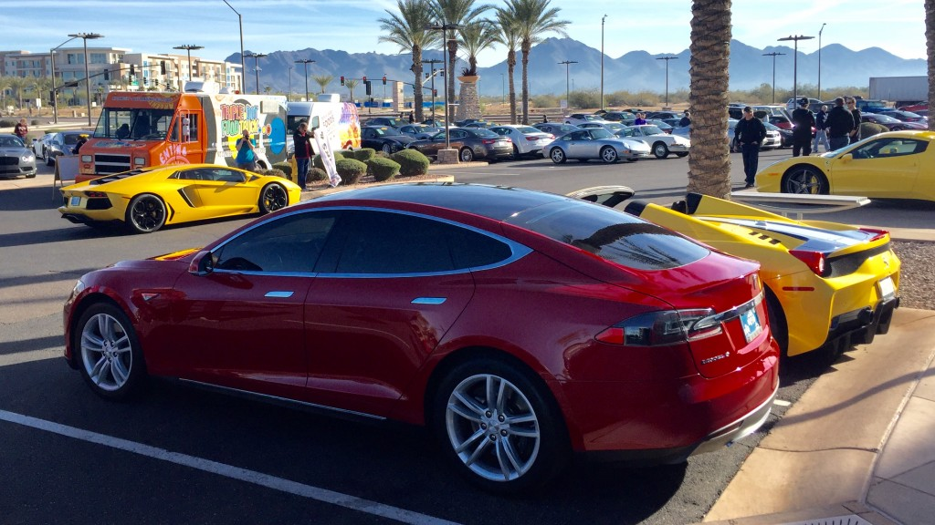 Tesla Drivers Club