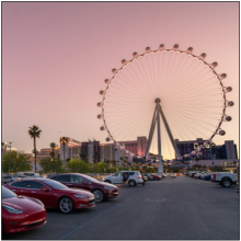 2019 Las Veags Event High Roller Photo Icon