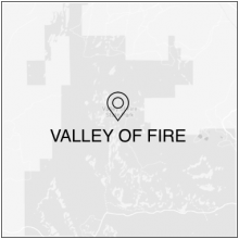 2019 Las Veags Event Valley of Fire Map Icon